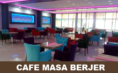 CAFE MASA BERJER